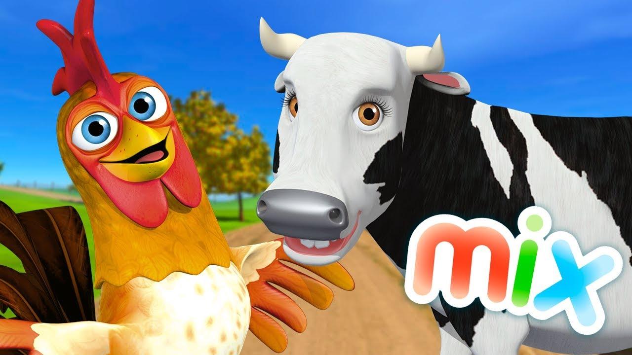 Mix 30 Minutos de Juegos Con Tus Animales Favoritos de La Granja | La Granja de Zenón