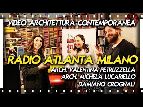 Salone del Mobile, Fuorisalone 2017 - Valentina Petruzzella, Michela Lucariello a Radio Atlanta