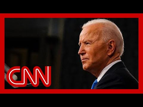 President Joe Biden thanks Mitch McConnell while discussing medical research