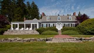Maine Real Estate - 26 & 28 Fernald Point Road, Southwest Harbor, ME