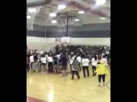 2013 tradewinds middle school peprally