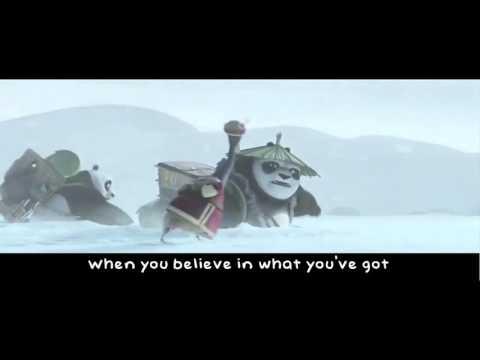 Patrick Brasca x Jay Chou-Try- (ost kung fu panda 3) +Lyric