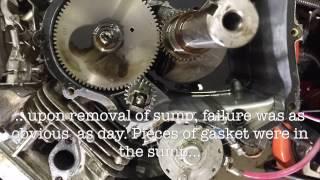 Rebuilding B&S Intek VTwin 26HP engine off of Husqvarna LT2654