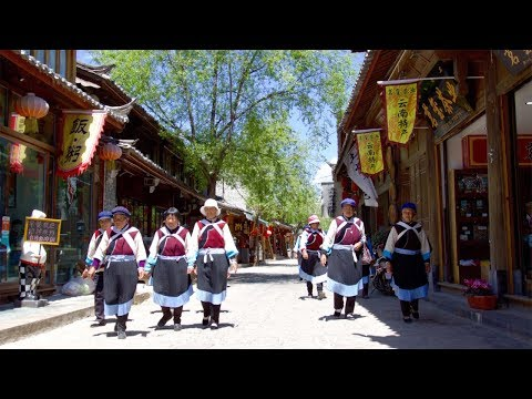 LIJIANG Old Town - YUNNAN - DISCOVER CHINA