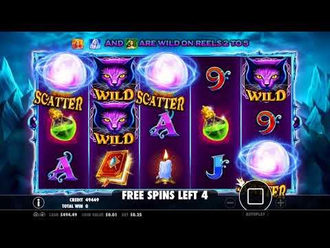 Игровой автомат Wild Spells (Pragmatic Play)