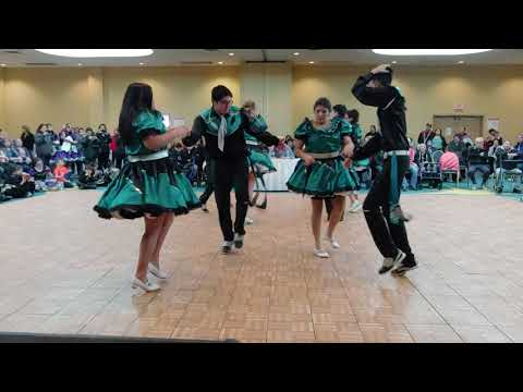 Northern Spirit Steppers - Breakdown - Mike & Mary Batenchuk Memorial Square Dance Competition