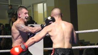 Walka wieczoru KKM: Aleksy Zienkiewicz vs Arkadiusz Roman