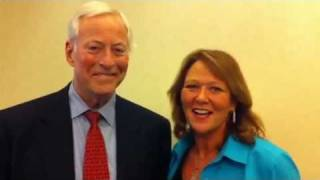 Skinny Tip - Adele Good with Brian Tracy speaking of how he lost 20 pounds eating healthy food!
