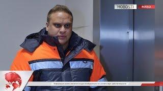 ЧП, лифт. Москва. HOBOSTI #7-4-2