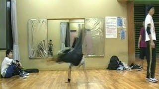 トーマス講座 ブレイクダンス パワームーブ講座 thumbnail