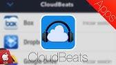 CloudBeats Library Concept (iOS Application) - YouTube