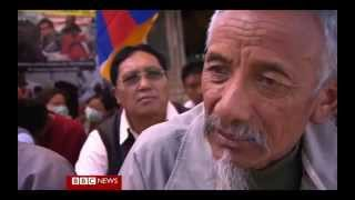 Human Torches of Tibet - BBC