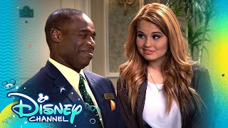Mr. Moseby on JESSIE! | Throwback Thursday  | JESSIE | Disney Channel Video