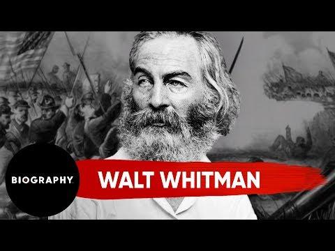 Walt Whitman Revolutionised American Poetry