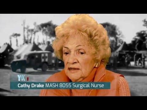 YKTV:  Dale and Cathy Drake describe MASH 8055 during Korean War