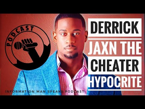 Derrick Jaxn Exposed For Cheating Multiple Times On Wife