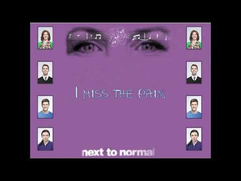 I Miss the Mountains - Next to Normal - Karaoke/Instrumental