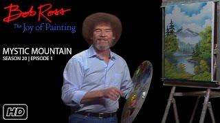 Mystic Mountain - Bob Ross: Full Episode HD