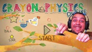 Crayon Physics Deluxe - Juego Random - Para niños