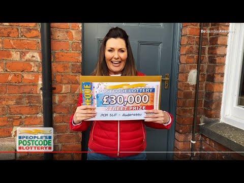 #StreetPrize Winners - M34 5LF In Audenshaw On 29/03/2020 - People's Postcode Lottery