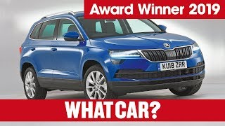 Skoda Karoq – why it's our 2019 Family SUV (£18,000-£30,000) | What Car? | Sponsored