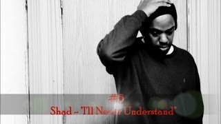 10 More Sad Underground Hip Hop Songs #1