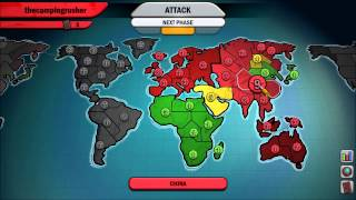 RISK FACTIONS Online PC Gameplay