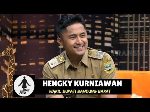 Hengky Kurniawan, Wakil Bupati Yang Jadi Relawan Saksi Nikah | HITAM PUTIH (15/01/19) Part 3