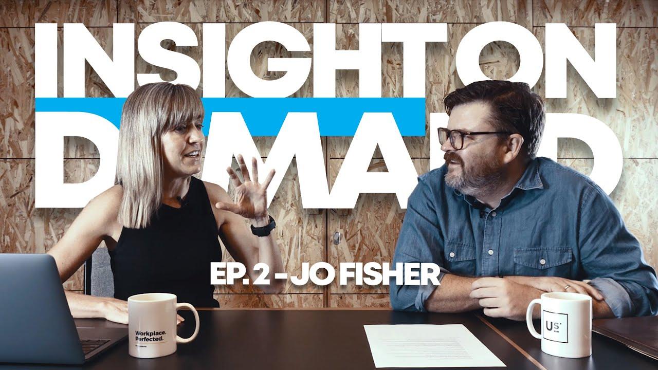Insight On Demand - Episode 2 [ Jo Fisher ]   Kinetik Hiring