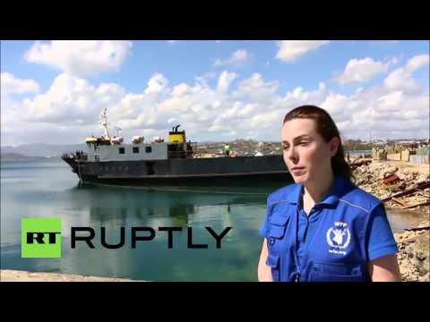 Republic of Vanuatu: Islands reel after the destructive power of Cyclone Pam
