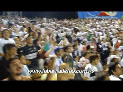 LBO 2011 / Nos Llaman Patoteros / Olimpia vs Gral. Caballero / Fecha 3 / Apertura 2011