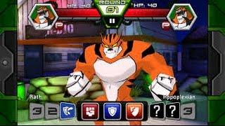 ben 10 ultimate alien xenodrome cartoon network games