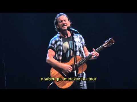 Pearl Jam The End (Subtitulada) - Ottawa 2011