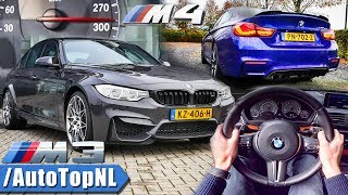 BEST of BMW M3 & M4 (F80/F82/F83) by AutoTopNL