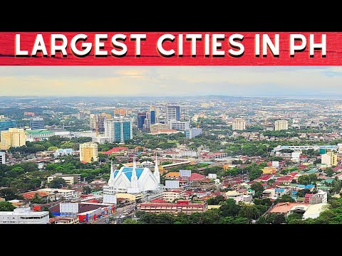 Top 10 Largest Cities In The Philippines