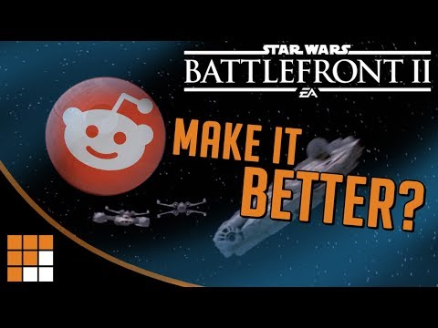 Star Wars Battlefront II, Progression and Loot Crates: How Do We Make it Better?