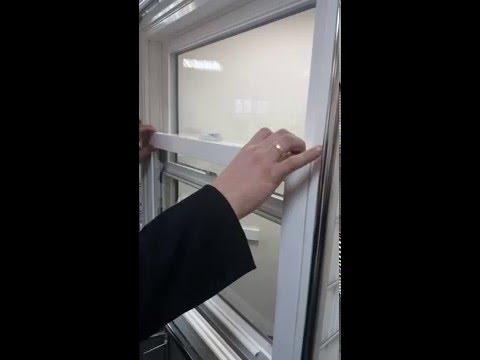 Американские подъемно-раздвижные окна