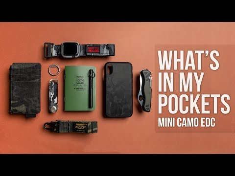 what's-in-my-pockets-ep.-9---mini-camo-edc-(everyday-carry)