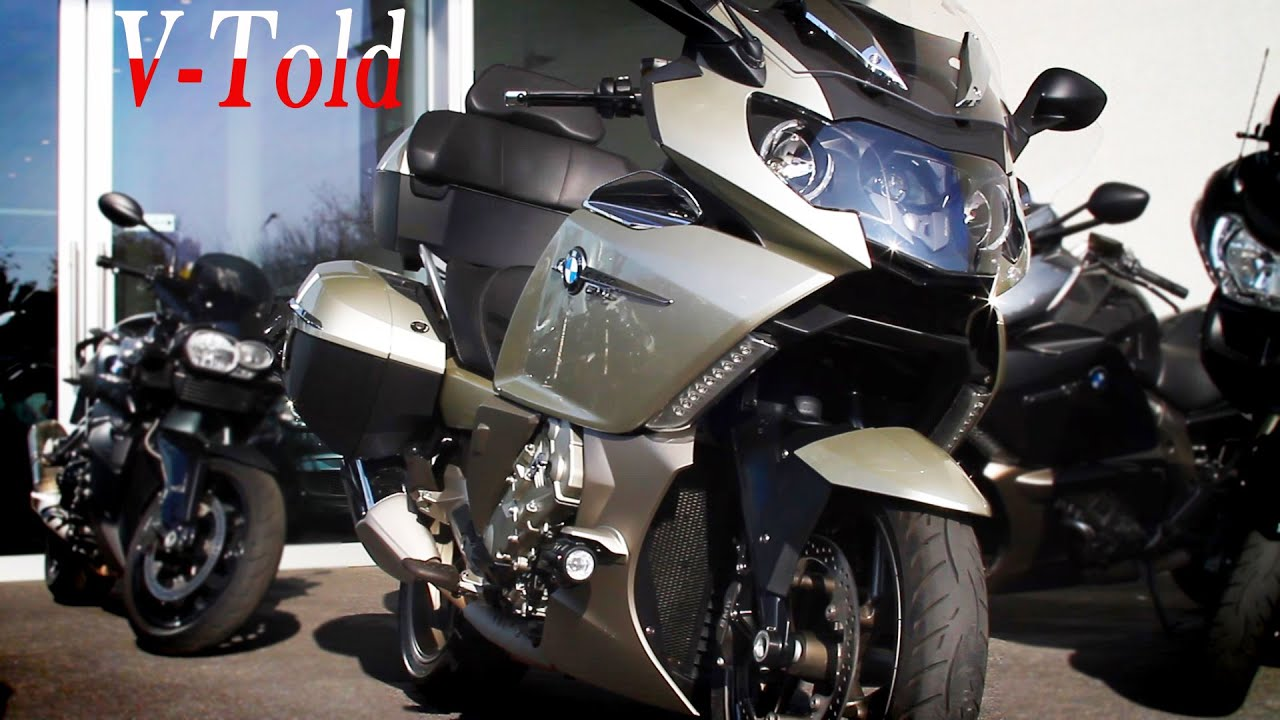 BMW K 1600 GTL and the sound of 6 cylinders