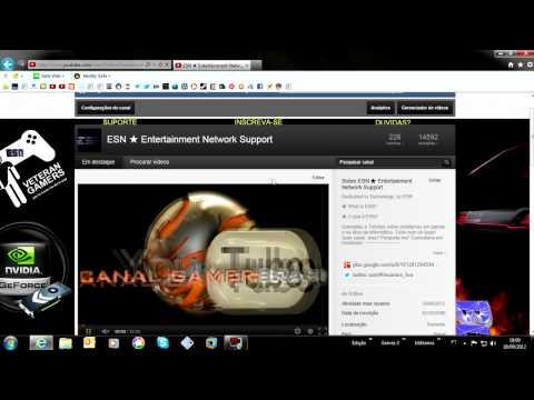 Como Reproduzir o Video Destaque Automatico do seu Canal