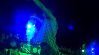 NKOTB Cruise 2013 - Remix Night #7 - Donnie on mini stage!