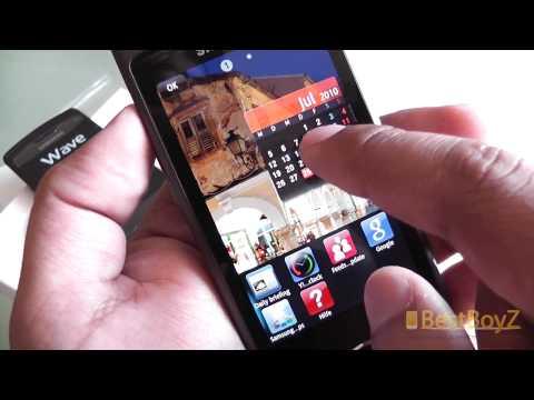 (HD) Review / Vorstellung: Samsung GT-S8500 Wave | BestBoyZ