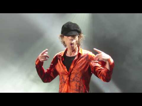 The Rolling Stones - Satisfaction - Zip Code Tour - Heinz Field