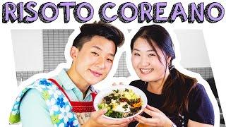 RISOTO COREANO APIMENTADO - PYONG QUE SE FOOD #2