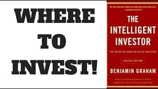 THE INTELLIGENT INVESTOR - BOOK SUMMARY - CHAPTER 7