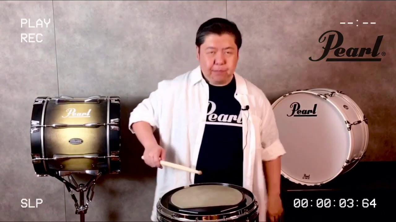 Teaching Drum By Pearl Artist (Ss.1 Ep.5) โดย อาจารย์เกษม ทิพยเมธากุล