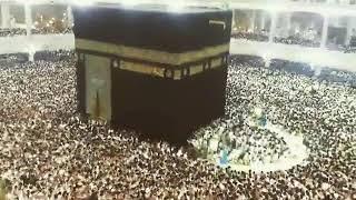 Tawaf of Khana -E- KAABA  / Masha Allah / plenty of People's doing Tawaf Of KAABA