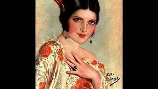 "Roaring Twenties: HOT!! TUNE ""Spanish Shawl"" - Georgia Melodians, 1925"