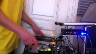 DJ Vec - ranny scratch