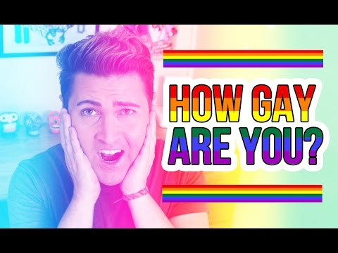 How Gay Are You? - BuzzFeed